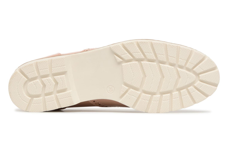 Chaussures à lacets I Love Shoes FANELY Rose vue haut