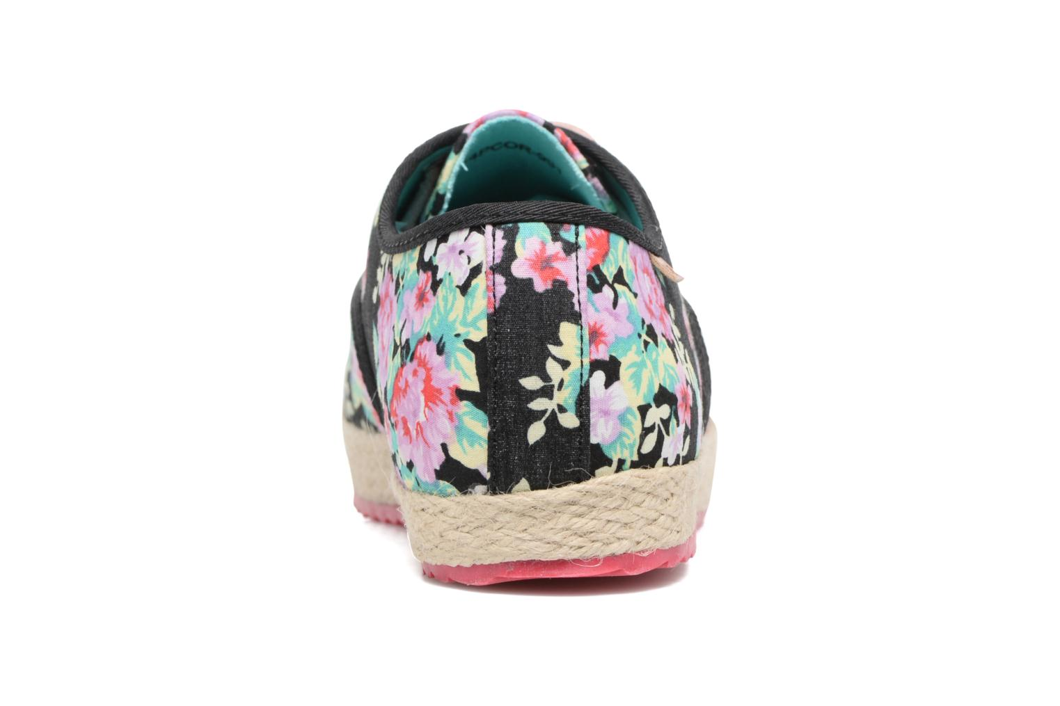 Trainers MTNG Lute 52187 Multicolor view from the right