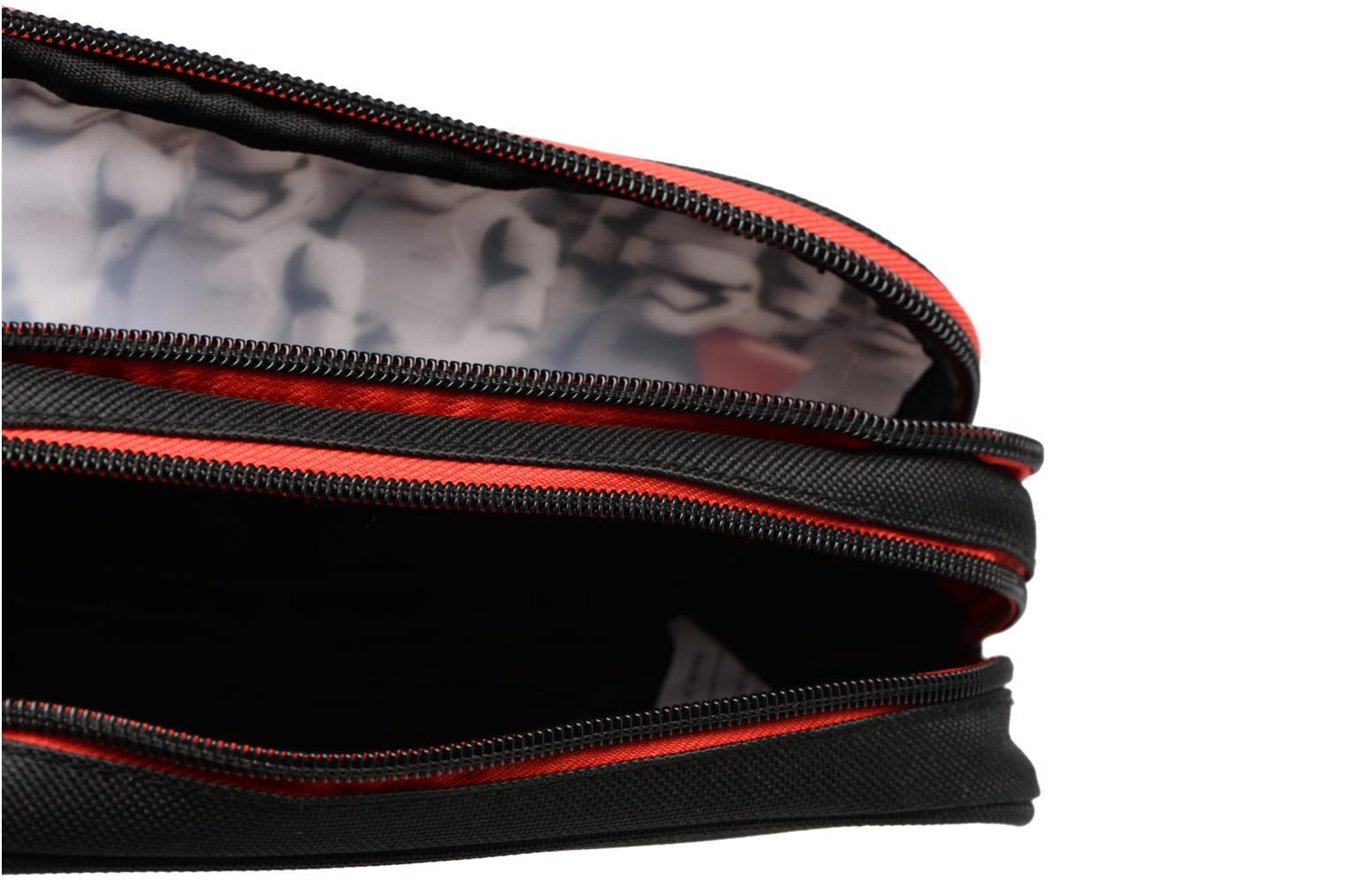Skoletasker Star Wars Trousse double Multi se bagfra