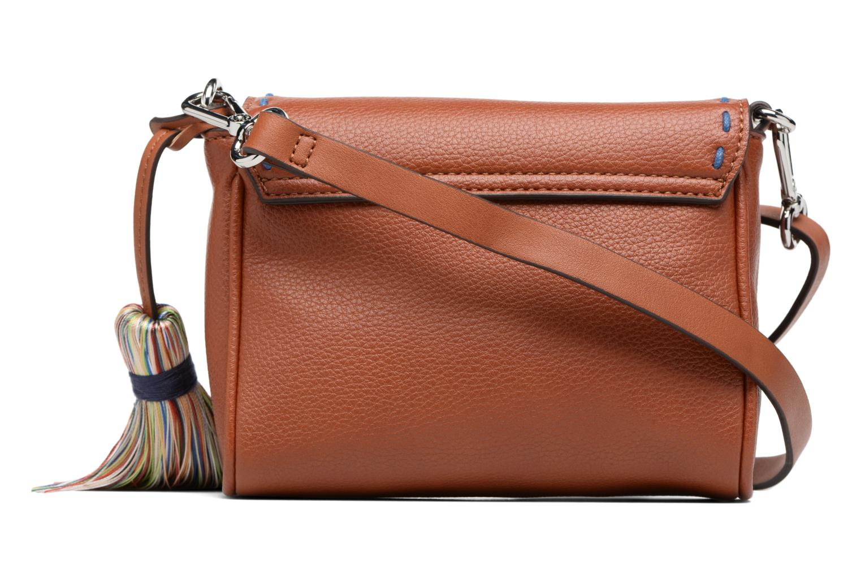 Tate Small Shoulderbag Rust Brown