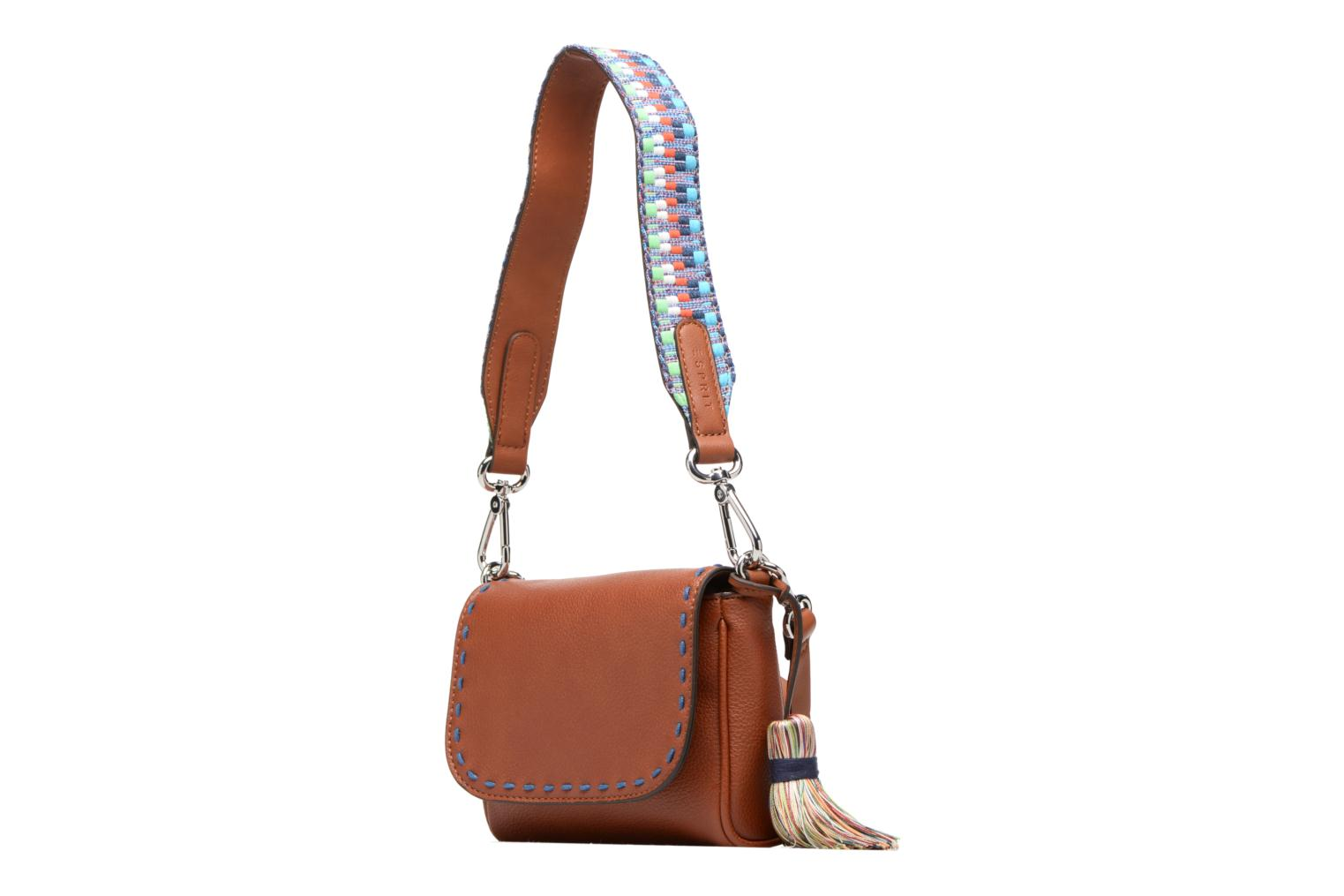 Tate Small Shoulderbag Rust Brown