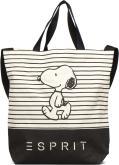 Snoopy Canvas Shopper