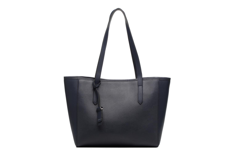 Sacs à main Esprit Tatumsh Shopper Bleu vue détail/paire