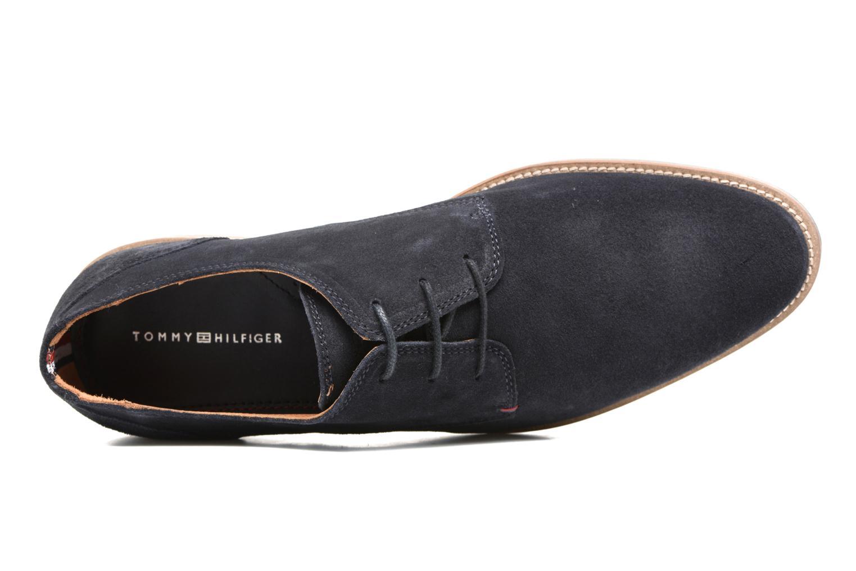 Chaussures à lacets Tommy Hilfiger Daytona 1B Bleu vue gauche