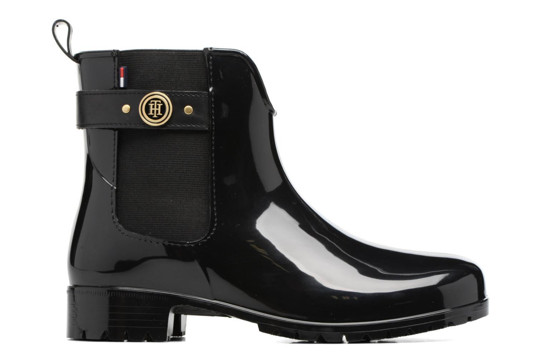 Bottines et boots Tommy Hilfiger Oxley 13R Noir vue derrière