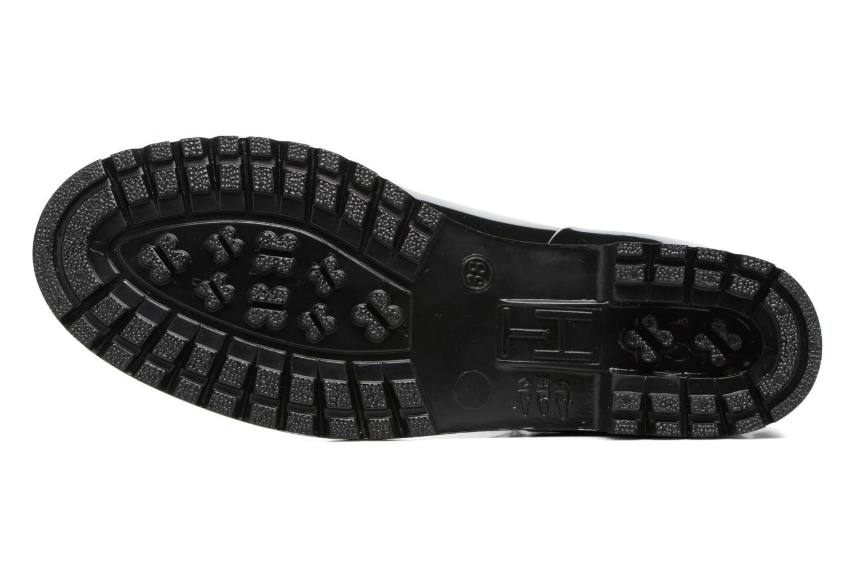 Bottines et boots Tommy Hilfiger Oxley 13R Noir vue haut