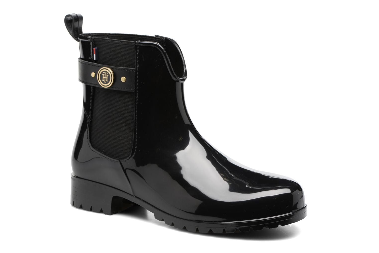 Bottines et boots Tommy Hilfiger Oxley 13R Noir vue détail/paire