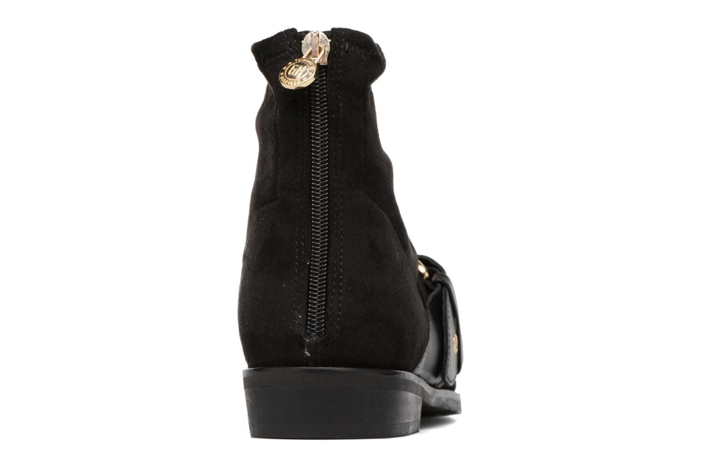 Boots en enkellaarsjes Tommy Hilfiger Gigi Hadid Flat Boot Zwart rechts