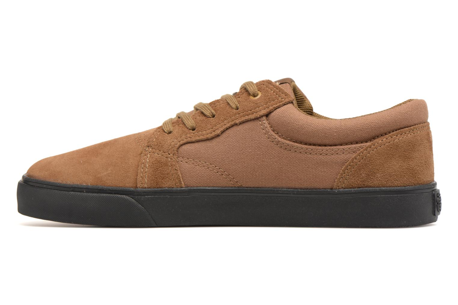 Trainers Element Wasso Brown front view