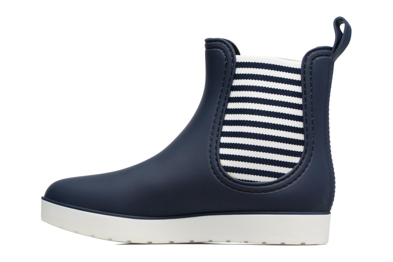Bottines et boots SARENZA POP OMANDY Bleu vue face