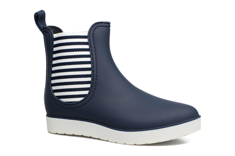 Ankelstøvler SARENZA POP OMANDY Blå detaljeret billede af skoene