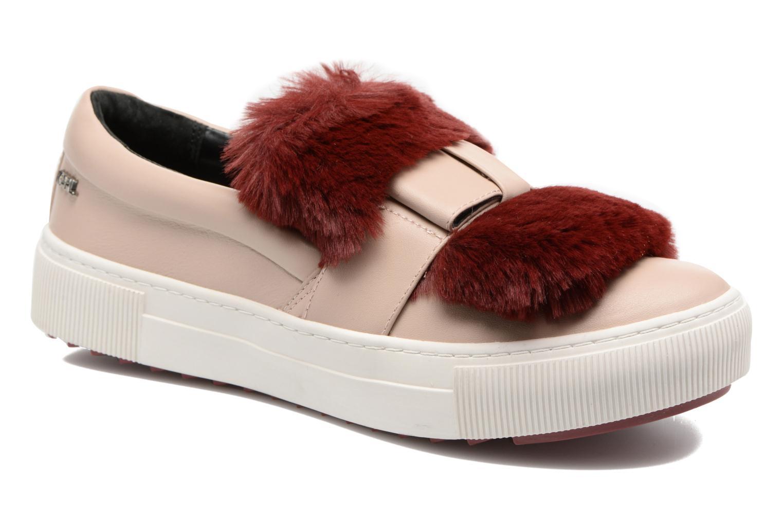 Grandes descuentos últimos zapatos Karl Lagerfeld Luxor Kup PomBow Slip On (Rosa) - Deportivas Descuento