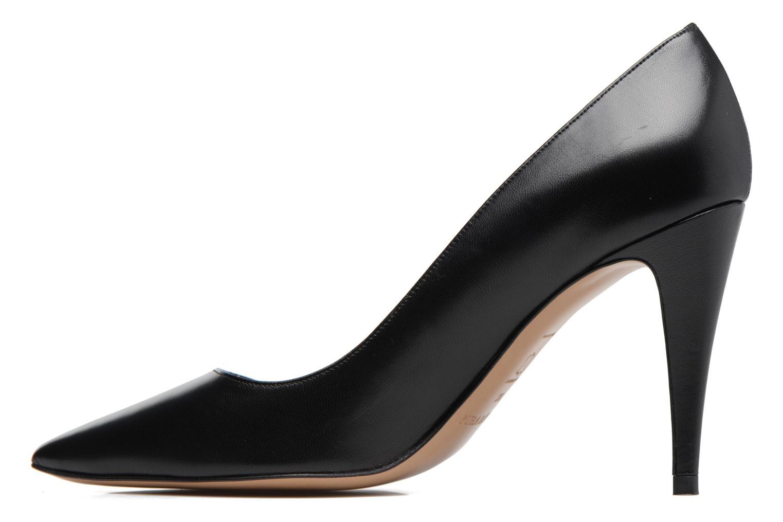 Zapatos de tacón Pura Lopez ZAAK117 Negro vista de frente