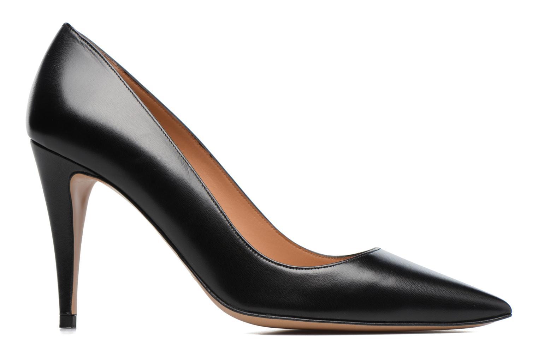 High heels Pura Lopez ZAAK117 Black back view