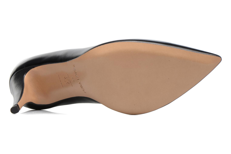 Zapatos de tacón Pura Lopez ZAAK117 Negro vista de arriba