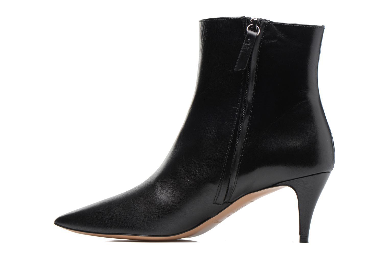 Bottines et boots Pura Lopez BNAL187 Noir vue face