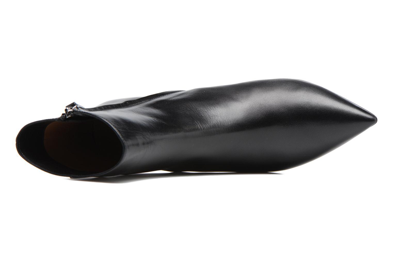 Bottines et boots Pura Lopez BNAL187 Noir vue gauche