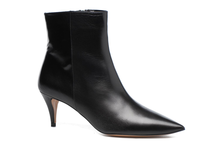 Stiefeletten & Boots Pura Lopez BNAL187 schwarz detaillierte ansicht/modell