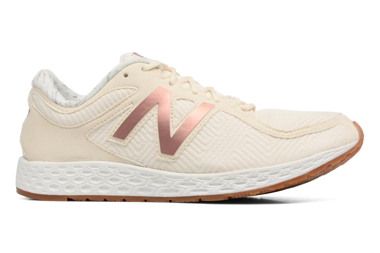 Sneakers New Balance WLZANT B Wit achterkant