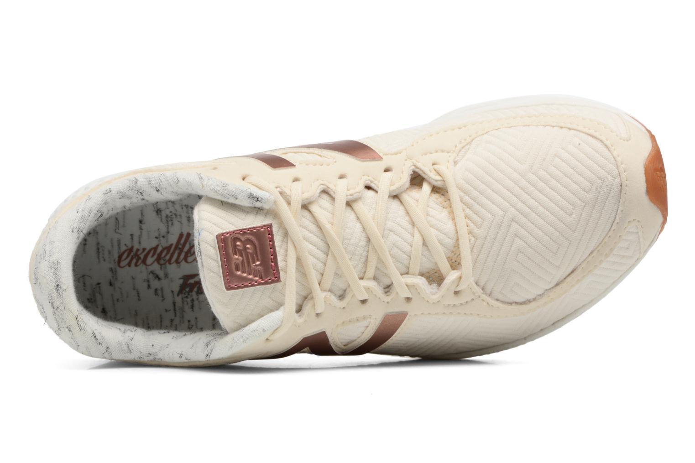 Sneaker New Balance WLZANT B weiß ansicht von links