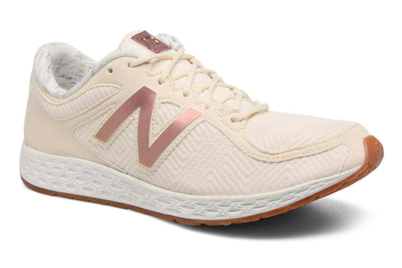 Sneakers New Balance WLZANT B Wit detail