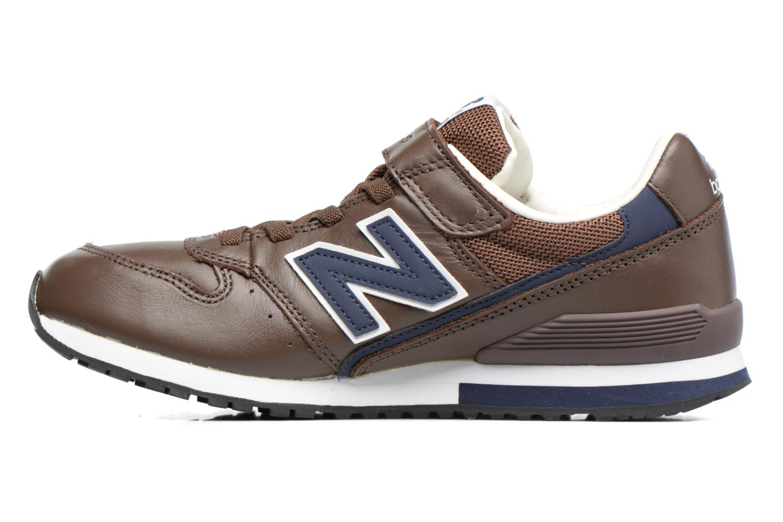 Baskets New Balance KV996 M Marron vue face