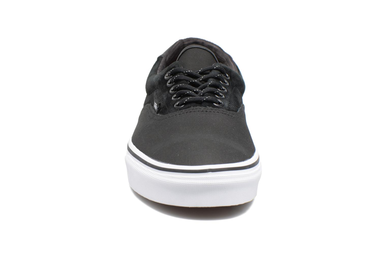 Baskets Vans Era 59 DX Noir vue portées chaussures