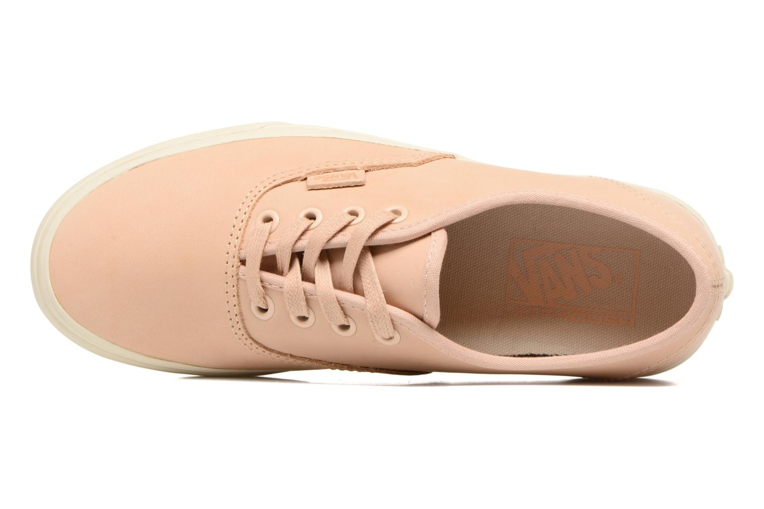 Baskets Vans Authentic DX Rose vue gauche