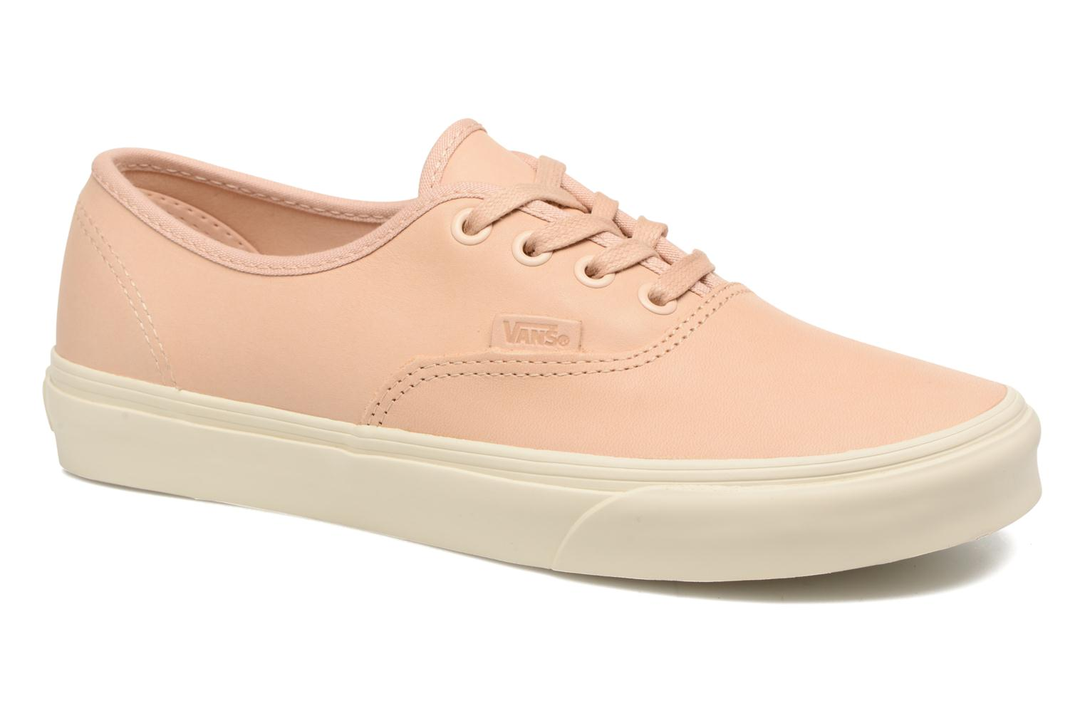 Baskets Vans Authentic DX Rose vue détail/paire