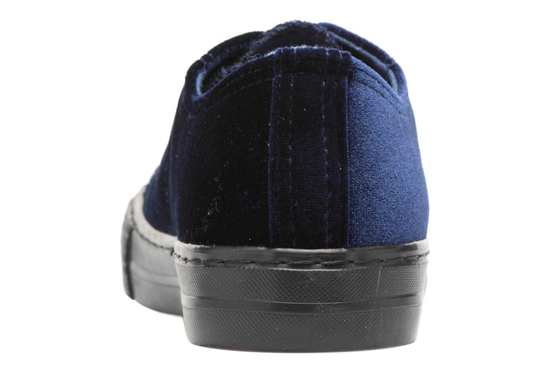 Sneakers I Love Shoes THYSAL Blauw rechts