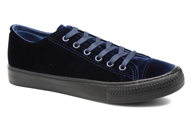 Sneakers I Love Shoes THYSAL Blå detaljeret billede af skoene