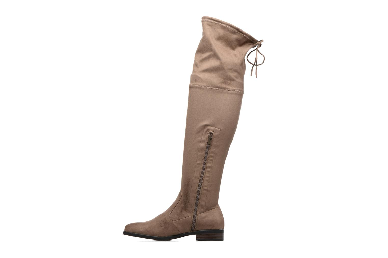 Boots & wellies I Love Shoes THALMA Brown front view