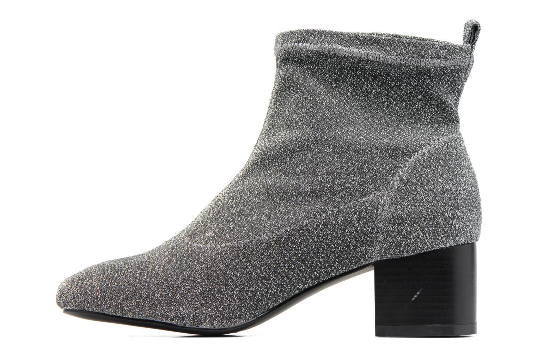 Bottines et boots I Love Shoes THIMO Argent vue face