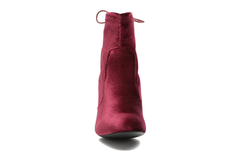 Stiefeletten & Boots I Love Shoes THRESSY weinrot schuhe getragen