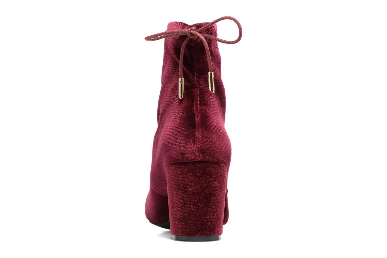 Stiefeletten & Boots I Love Shoes THRESSY weinrot ansicht von rechts