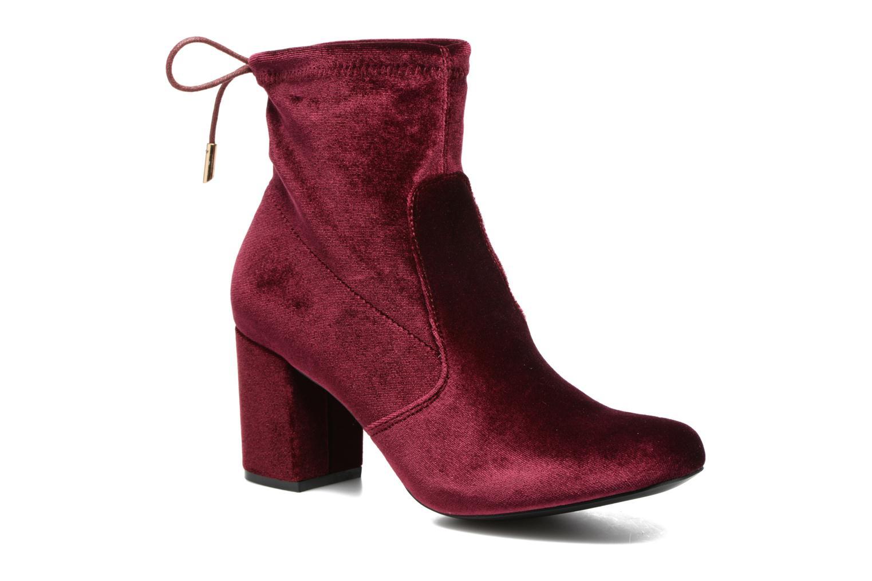Marques Chaussure femme I Love Shoes femme THRESSY Burgundy Velvet