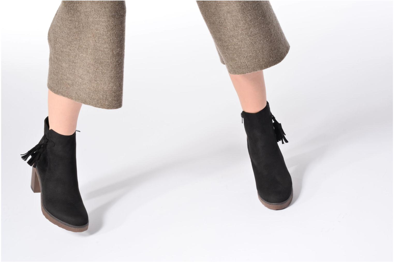 Boots en enkellaarsjes I Love Shoes THALUS Bruin onder