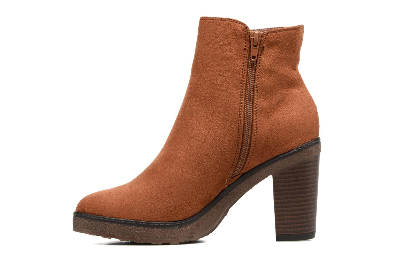 Botines  I Love Shoes THALUS Marrón vista de frente