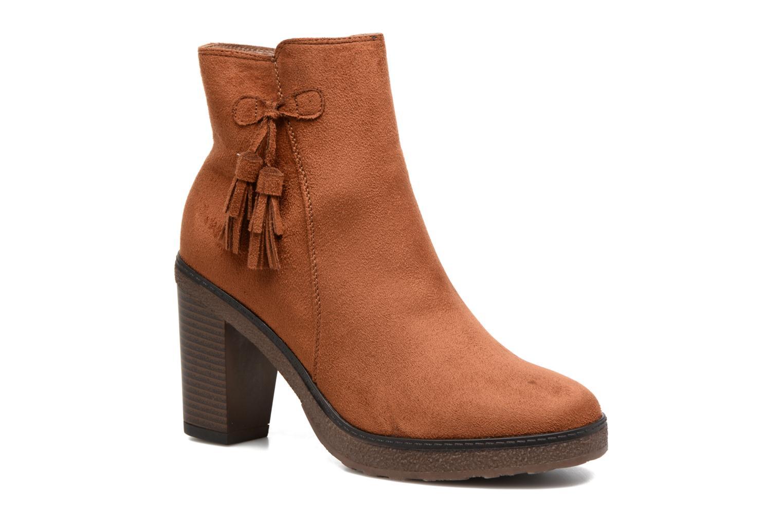 Botines  I Love Shoes THALUS Marrón vista de detalle / par