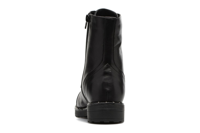 Botines  I Love Shoes THALITA Negro vista lateral derecha