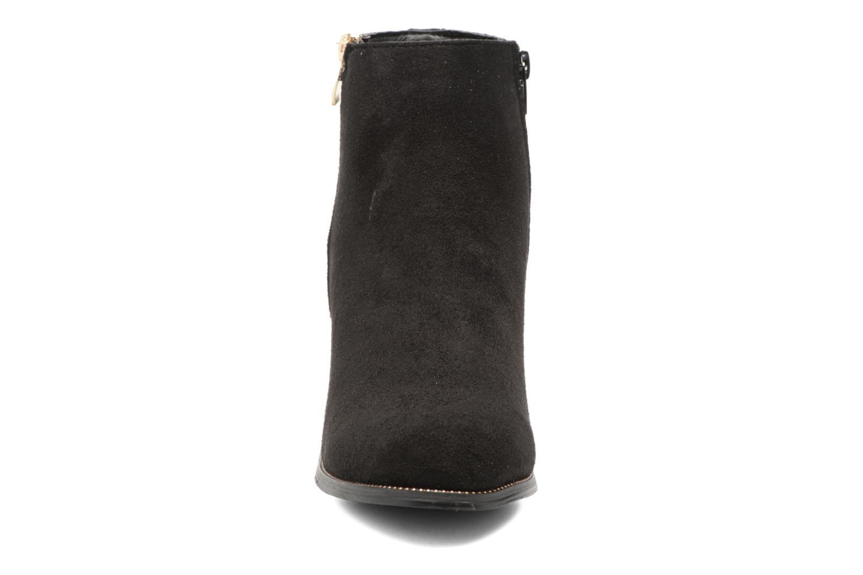 Bottines et boots I Love Shoes Thucie Noir vue portées chaussures