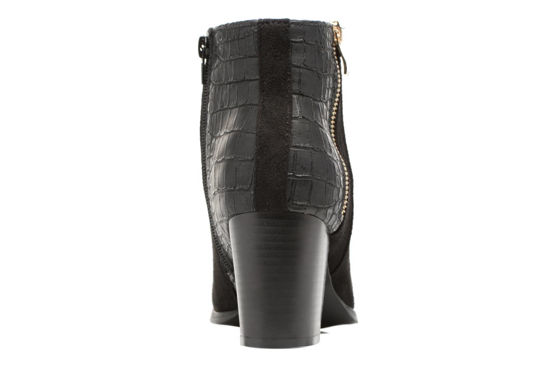 Bottines et boots I Love Shoes Thucie Noir vue droite