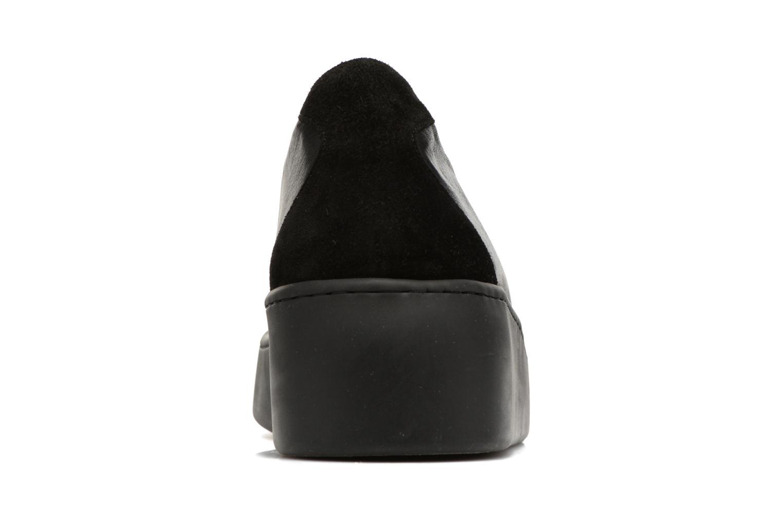Tex Agneau Stretch Noir - Tam Noir 1132