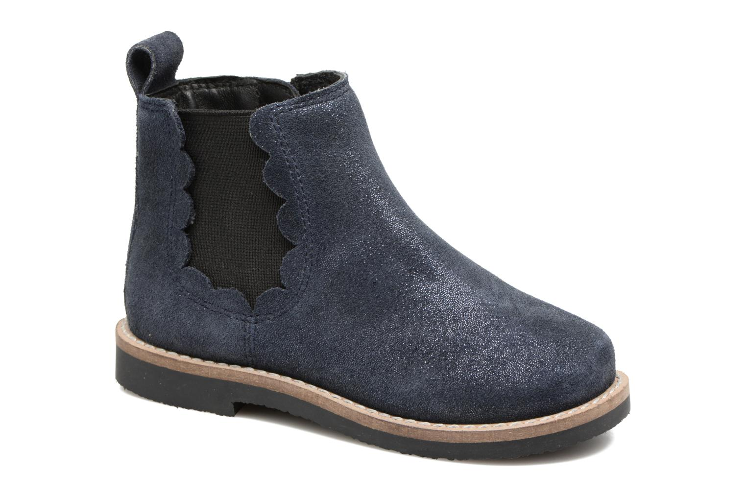 Stiefeletten & Boots I Love Shoes SELIME LEATHER blau detaillierte ansicht/modell