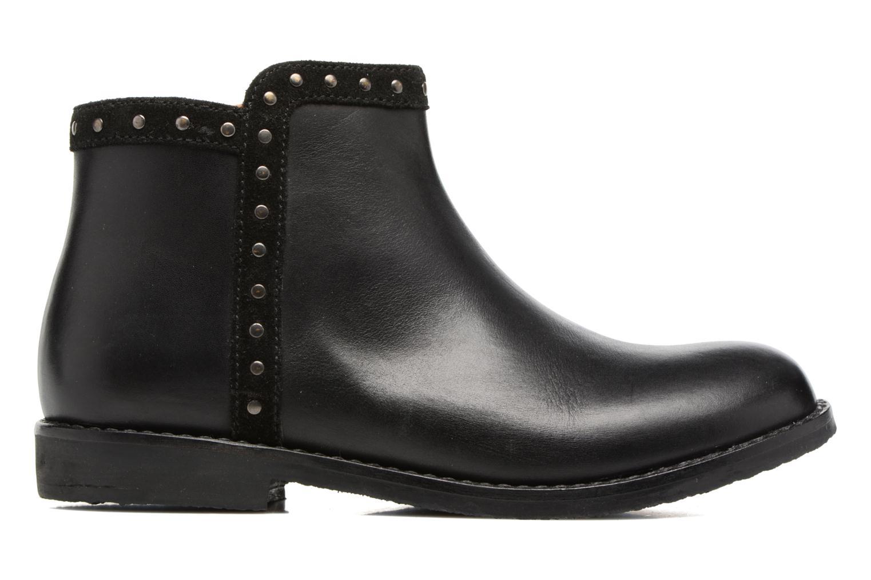 Bottines et boots I Love Shoes SYBILLE LEATHER Noir vue derrière