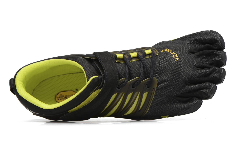 Chaussures de sport Vibram FiveFingers V-Train Noir vue gauche