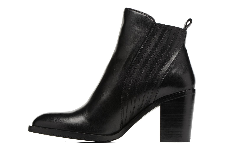 Bottines et boots Bruno Premi Akita Noir vue face