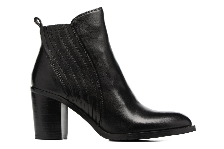Bottines et boots Bruno Premi Akita Noir vue derrière