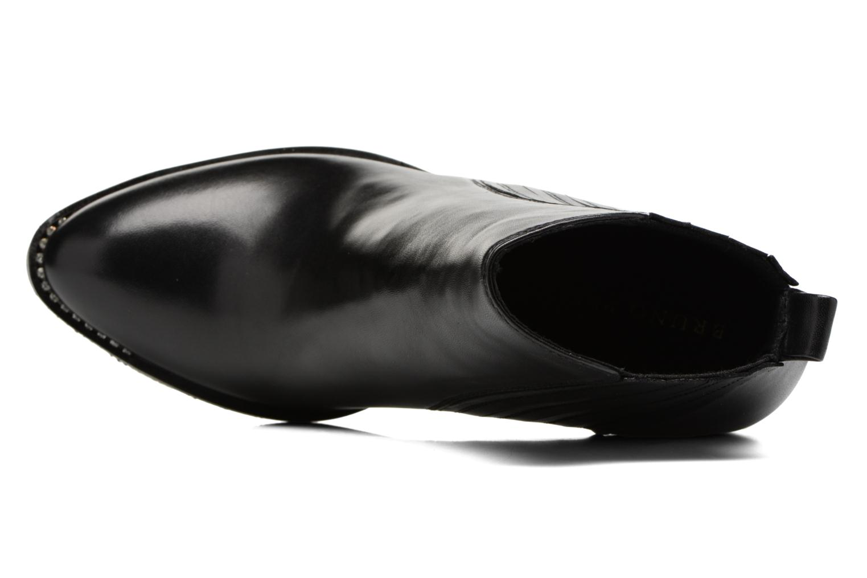 Bottines et boots Bruno Premi Akita Noir vue gauche