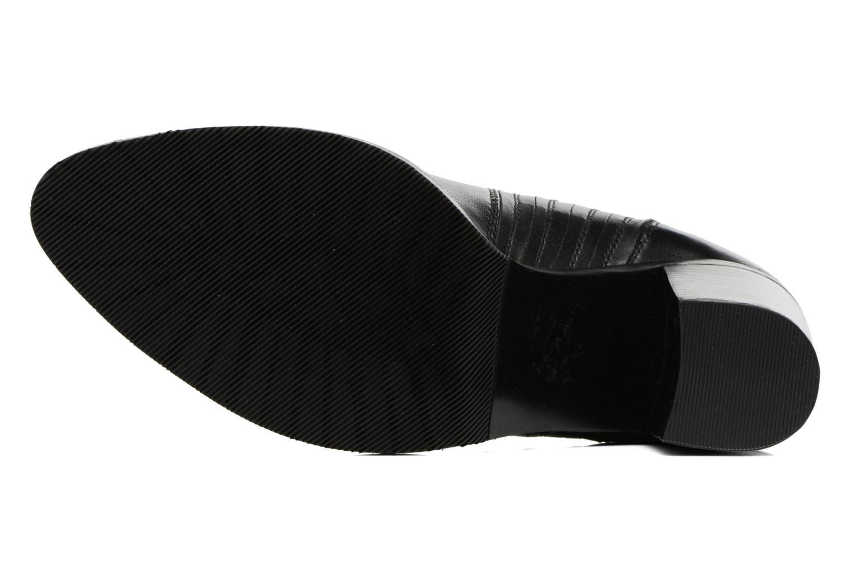 Bottines et boots Bruno Premi Akita Noir vue haut